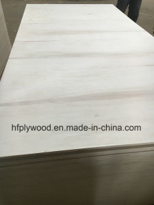 17mm Plain Plywood Raw Plywood for Further Processing pictures & photos
