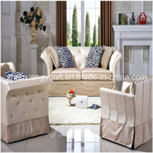 American Design Fabric Sofa, Royal Europe Style Furniture (A-3696)
