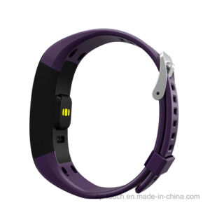 Fitness Bluetooth Smart Wristband with Heart Rate Monitoring (H28) pictures & photos