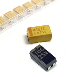 a Case (3216) SMD Tantalum Capacitor pictures & photos