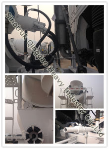 HOWO Sinotruck Concrete Mixer Truck pictures & photos