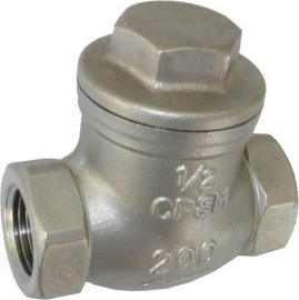 Cast Stainless Steel Swing Check Valve