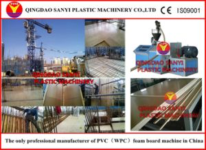 Recyclable WPC Building Template Machine pictures & photos