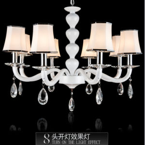 Beautiful Modern Lamp Villa Crystal Chandelier in Stock (GD-173-8) pictures & photos