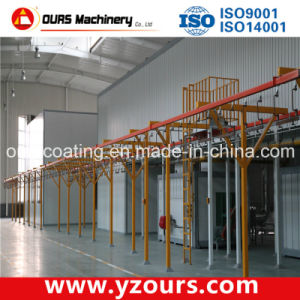 Powder Coating Line for Metal Coating pictures & photos