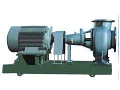 Horizontal Mixed Flow Diesel Pump Set