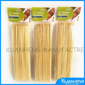 Eco-Friendly BBQ Bamboo Skewer (JH-G032) pictures & photos
