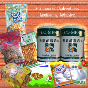2-Component Solvent Free Flexpack Laminating Adhesive pictures & photos
