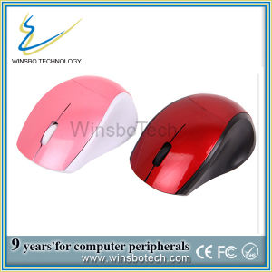 3D Scroll Mini Wireless Mouse