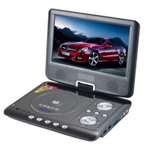 "9"" Multifunction Portable DVD TV (PD-6798)"
