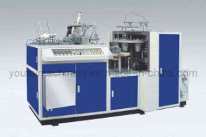 Full Automatic Double PE Coaded Paper Bowl Forming Machine (YT-Lll) pictures & photos