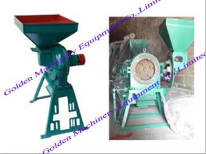 Small Grain Feed Powder Grinder Disk Mill Machine (WSXM) pictures & photos