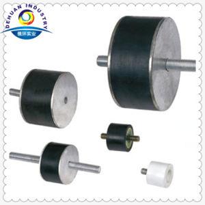 Auto EPDM NBR Rubber Product Rubber Vibration Damper pictures & photos
