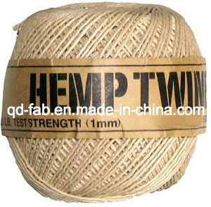 Hemp Natural Color Twine for Craft and Jewelry Making (HT-1mm) pictures & photos