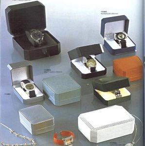 Watch Box (P112B)