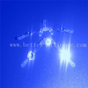 Electronic Device Clear PC Lens From Injection Molding pictures & photos