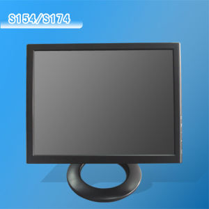 "15"", 17"", 19""Plastic LCD Touch Monitor/Advertising Display (S154T)"