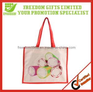 Advertising Canvas Shopping Bag (FREEDOM-BG005)