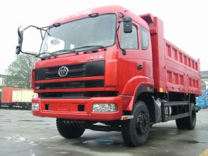 Sitom Dump Truck Tipper Chassis