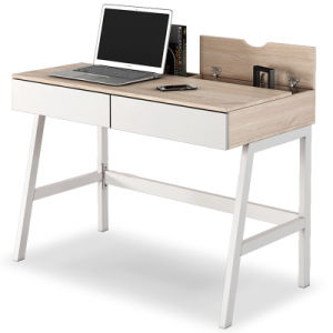 Computer Desk with PC Table in Wooden with Large Storage pictures & photos