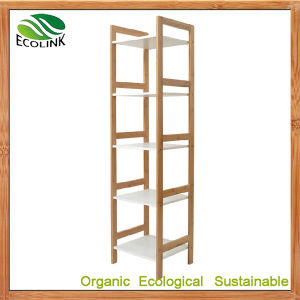 Bamboo Racks Storage Shelf pictures & photos