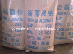 Reactive Printing Auxiliary Sodium Alginate Printing Paste pictures & photos
