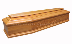 Wooden Coffin for Funeral pictures & photos