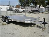 Aluminum Car Trailer -001
