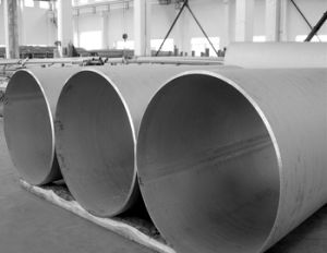 Stainless Steel Welded Pipe ASTM A312 pictures & photos