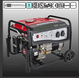 Digital Portable Inverter Generator, 1-5kVA, Gasoline Generator, Petrol Gas Generator Home Use Small One pictures & photos