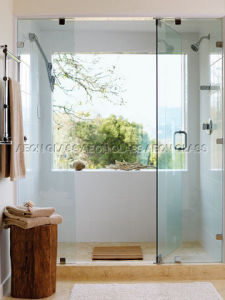8mm, 10mm, 12mm Tempered Shower Glass pictures & photos