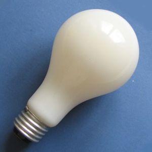 Opal Glass LED Filament Bulb A60 Warm White 80ra Ce Approval Lamp