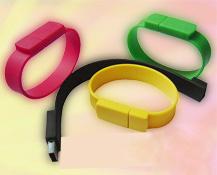 Wrist Flash Drive (HY-U025) with Many Colors Bluetooth Speake