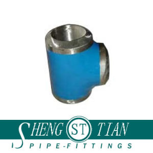 Socket Tee/Socket Pipe Fittings pictures & photos