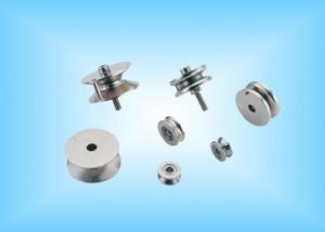 Stainless Wire Roller (Stainless steel pulley) Stainless Steel Bearing, Stainless Wire Guide Wheel pictures & photos