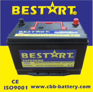 Sealed Mantenance Free Calcium Car Battery 80ah 12V Start Battery 95D31r-Mf pictures & photos