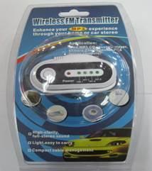 FM Transmitter (FM009)