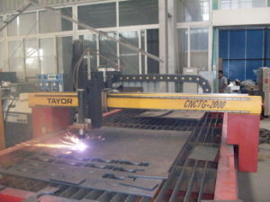CNC Plasma Table Cutting Table, CNC Oxy-Fuel Table Cutting Table pictures & photos