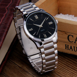 Luxury watch Men Brand Watches Stainless Steel Man Watch OEM pictures & photos