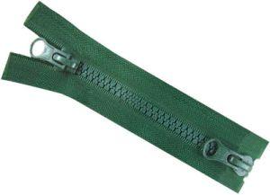 China Wholesale European Standard Plastic Zipper 3# 5# 8# pictures & photos