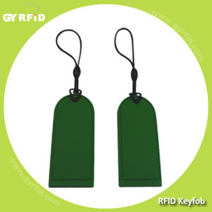 UHF Gen2 RFID PVC Tags, Gen2 Keyfobs pictures & photos
