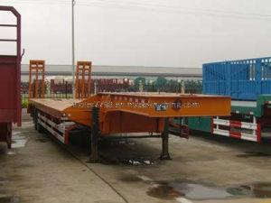Semitrailer (LS9350TDP YELLOW)