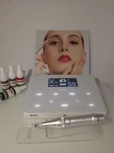 Professional M8-III Permanent Makeup Machine Tattoo Kits pictures & photos