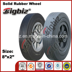 Factory Direct Wholesale Good Quality Wheel Barrow Wheel pictures & photos