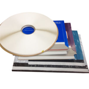 Non Resealable Adhesive Tape for Postal Bags (SJ-HC158) pictures & photos