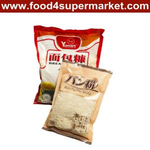 Panko Bread Crumbs Fried Recipe 500g in Plastic Bags pictures & photos