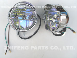 Motorcycle Parts-Motorcycle Ornament Small Light