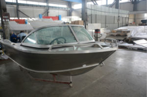 4.2m with High Strength Buoyancy Fishing Boat pictures & photos
