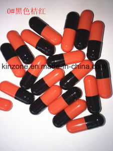 OEM/ODM Weight Loss Orange & Black Slimming Capsule pictures & photos