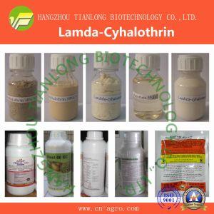Lambda Cyhalothrin (95%TC, 98%TC, 5%EC, 10%WP, 10%CS) pictures & photos